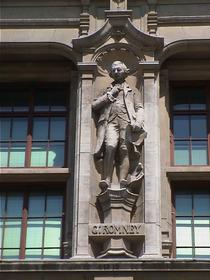 V&A façade - G. Romney