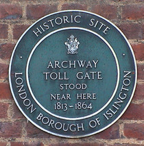 Archway Toll Gate