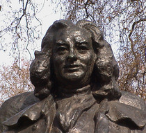 Coram statue