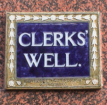 Clerks' well