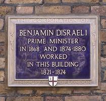 Disraeli - EC2
