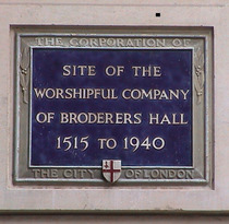 Broderers' Hall