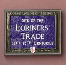 1 Poultry - Loriners' Trade