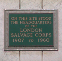 London Salvage Corps