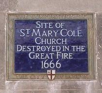 St Mary Cole Church