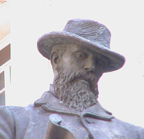 James Greathead statue
