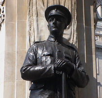 London Troops War Memorial