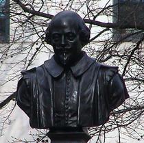 Shakespeare's bust - EC2