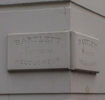 Bartlett Surgeon Accoucheur