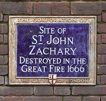 St John Zachary