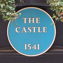 Castle Pub - EC4