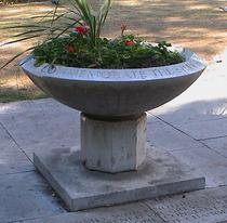 Silver Jubilee urn