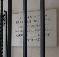 70th Anniversary of Goodenough College