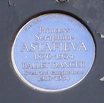 Princess Seraphine Astafieva