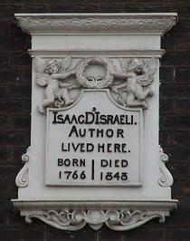 Isaac D'Israeli