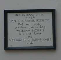 Rossetti, Morris and Burne-Jones