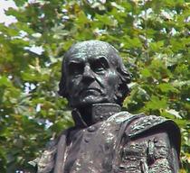 Gladstone statue - the Strand
