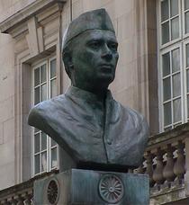 Nehru bust