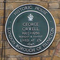 Orwell - Islington - removed