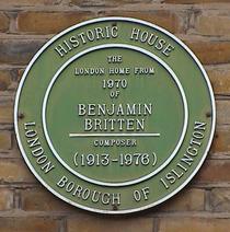 Benjamin Britten - N1