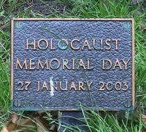Holocaust Memorial Day - Islington