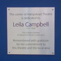 Leila Campbell