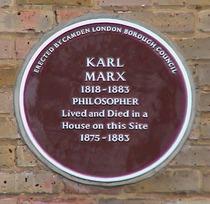 Karl Marx - NW3