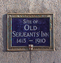 Old Serjeant's Inn
