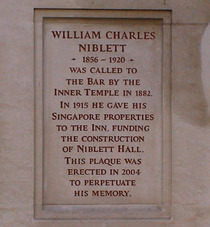 William Charles Niblett