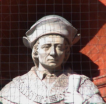 Sir Thomas More statue - WC2