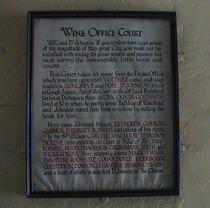 Wine Office Court