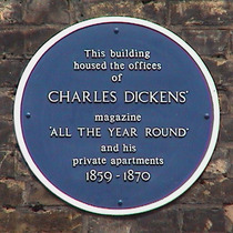 Charles Dickens - WC2