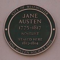 Jane Austen - WC2