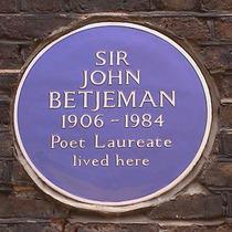 John Betjeman - EC1