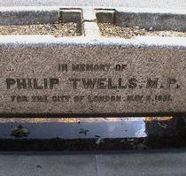 Philip Twells horse trough