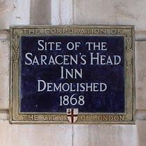 Saracen's Head