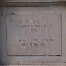 Spiers & Pond Hotel