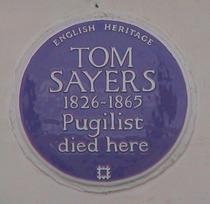 Tom Sayers