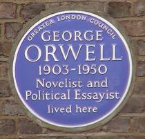 Orwell - Kentish Town