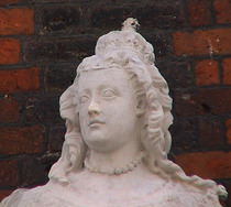 Queen Anne Statue - SW1