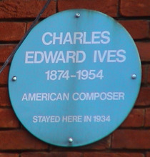 Charles Edward Ives