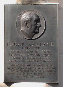 Edgar Wallace - EC4