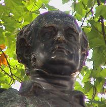John Franklin statue