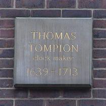 Tompion at St John's