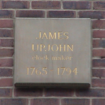 James Upjohn at St John's