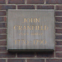 John Cranfield at St John's