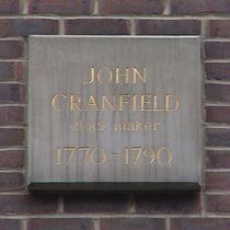 John Cranfield at St John's