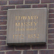Edward Massey at St John's
