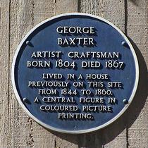 George Baxter - EC1