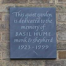 Basil Hume, Lamb's Passage